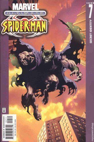 Ultimate Spider-Man #7 Secret Identity (Ultimate Spider-Man Volume 1) @ niftywarehouse.com #NiftyWarehouse #Spiderman #Marvel #ComicBooks #TheAvengers #Avengers #Comics