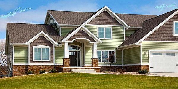 Contemporary Home Exterior Design Ideas with Classic Luxury Home Exterior Design