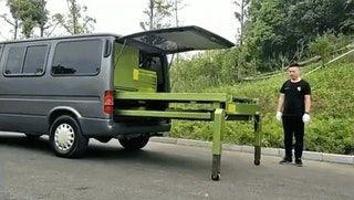 Mobile Car Repair Shop : mechanical_gifs