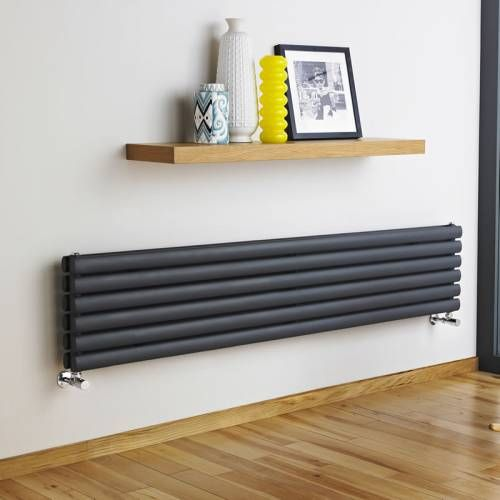 radiateur anthracite hudson reed chauffage design pinterest radiateur et serviettes. Black Bedroom Furniture Sets. Home Design Ideas