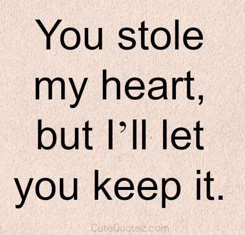 Irresistible Romantic Love Quotes For Him From Her