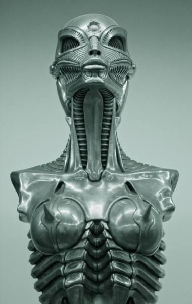 Photographer VICENTE MORAGA - Hr Giger Ii - Photography - Photographers - Photo Gallery - Digital - Books - Fashion - Famous - Creative - Advertising - Commercial - Awards  ONE EYELAND