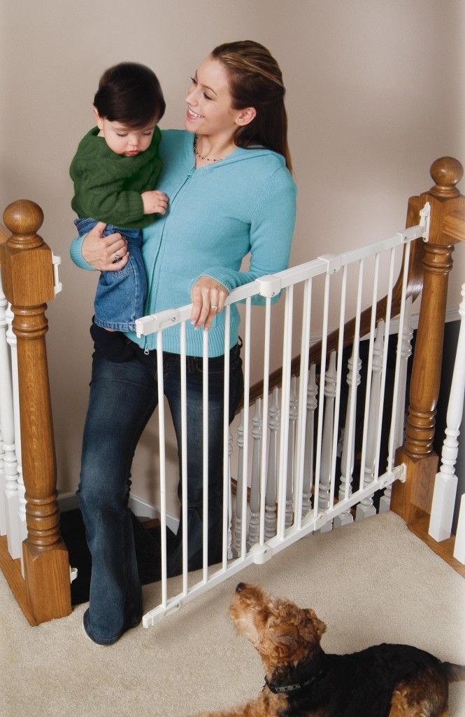 Angle Mount Safeway ® G2100 Baby gates, Stair gate, Baby