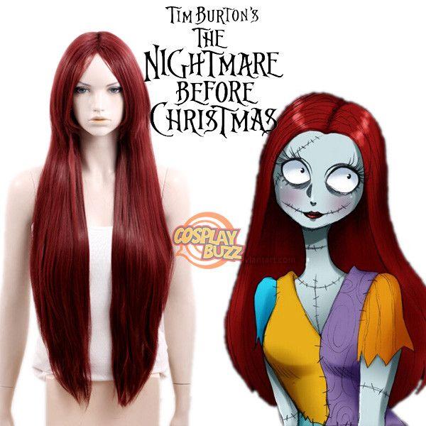 Sally Nightmare Before Christmas Costume Diy