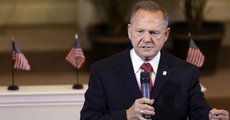 Alabama Supreme Court Chief Justice Roy Moore on Friday was suspended for the rest of his term for urging an unconstitutional halt on same-sex marriage licenses.The Alabama Court of the Judiciary handed down its ruling (pdf) after finding Moore guilty of all six charges against him, including violating judicial ethics.