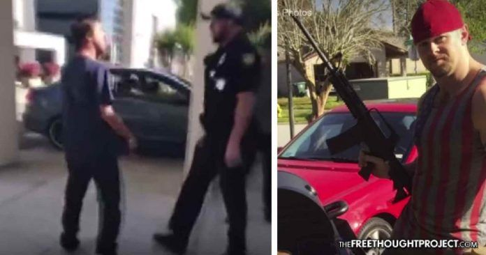 In 3 Months, a Cop Killed Someone, Punched a Child, Spat on Mentally Ill Man & He's Still a Cop