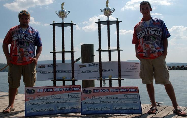 2012 TBF Winners: Sawyer Grace & Austen Cathcart