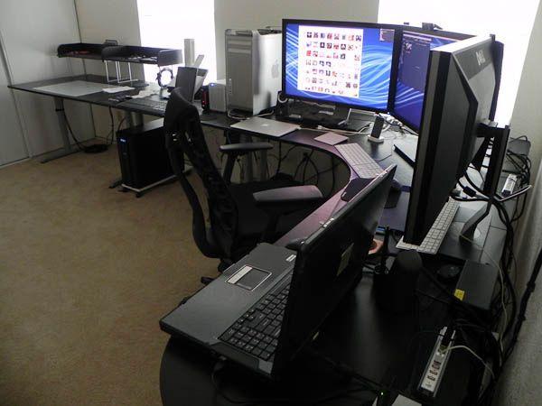 122 best computer desk ideas images on pinterest