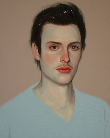 Boy/ BLUE/ Painting: Inspiration Artworks, Oil On Canvas, I Love You, Art Inspiration, Fine Art, Artistiqu Creation, Kris Knights, Artists Painters