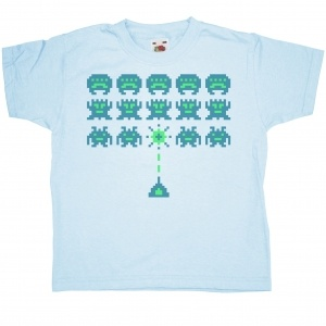 Invaders kids t-shirt -Brendan: Invaders Kids, T Shirt Brendan, T Shirts, Christmas Ideas