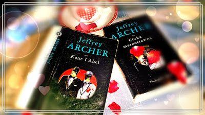 """Pan Jeffrey Archer zdobył moje czytelnicze serce dosłownie w ułamku sekundy, a powieść """"Kane i Abel"""" jeszcze długo po jej zamknięciu pozostawała mi w duszy. Jak większość powieści tak i tę odbieram i czuję raczej sercem niż rozumem, dlatego daje jej najwyższą z możliwych ocen. Oczarowała mnie opowieść napisana przez brytyjskiego arystokratę o polskim imigrancie, który przez życie na Syberii dociera do amerykańskiego fotela milioner. Wszystko to mknie w tak zawrotnym tempie przepełnionym…"""