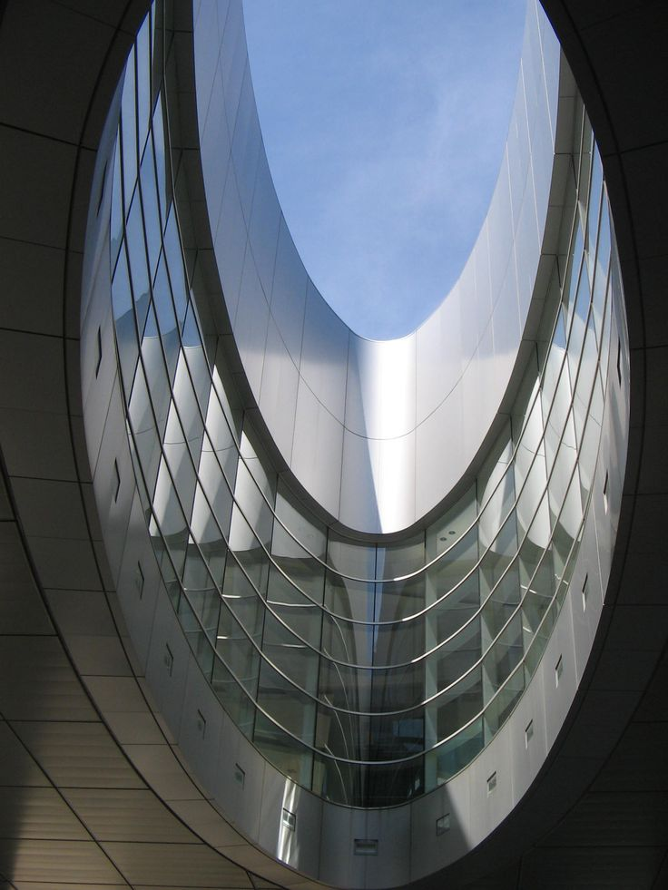 Afficher l 39 image d 39 origine courbe ellipse architecture for Origine architecture