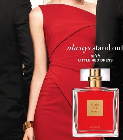 Stand out in a crowd with sensual red raspberry, sophisticated Bulgarian rose and rich red sandalwood perfume 1.7 fl. oz.