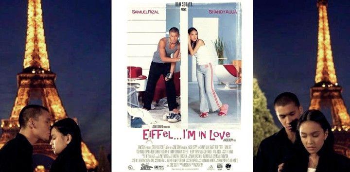 Film Romantis Indonesia Terbaik Eiffel, Im In Love (2003)