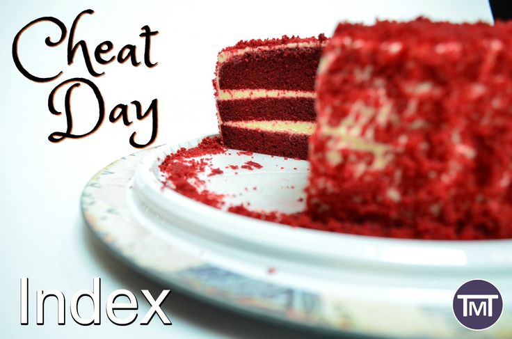 Everyone needs a cheat day (I certainly do to keep myself sane!) here are all of the recipes and posts that are perfect when you are feeling food naughty.