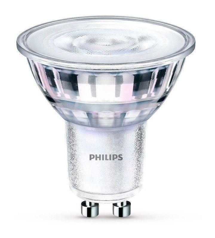 Ampoule Led Reflecteur Dimmable Gu10 Philips 260 Lumens 4 4 W