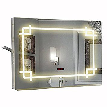 Bluetooth Bathroom Mirror Youtube the 25+ best mirrors with bluetooth speakers ideas on pinterest