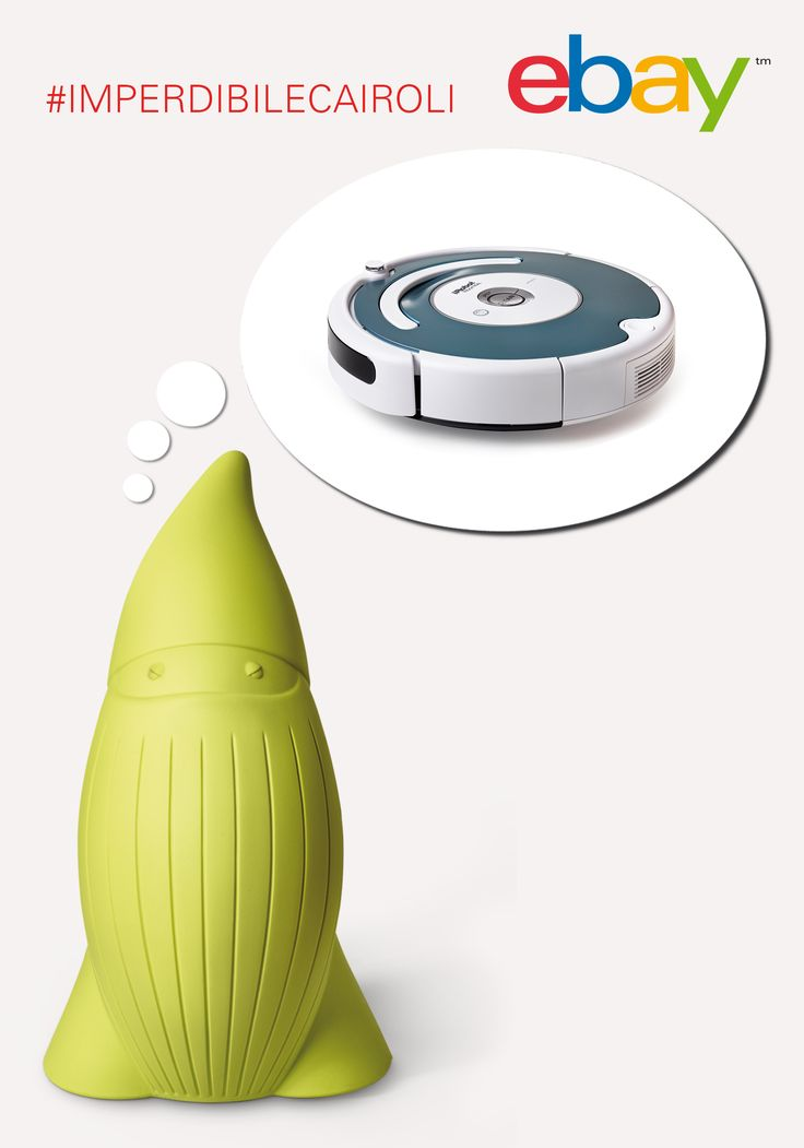 Roomba per le pulizie del weekend