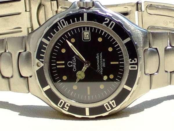 オメガ シーマスタープロフェッショナル200M