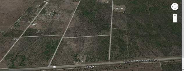 Oportunidad terreno de 20,000 m2 a 400 mts de carretera Monterrey a Reynosa Km 49 (Lote 4.2 Carretera Monterrey a Reynosa Km 49)