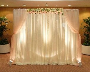 Find More Event Party Supplies Information about Romantic 6X3M