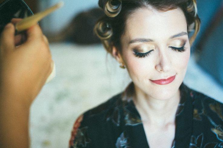 Portugal Destination Wedding Planning - Amor Pra Sempre - Barbara Brandão Make up -