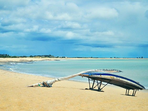 Praia de São Miguel do Gostoso - Litoral Norte #RN