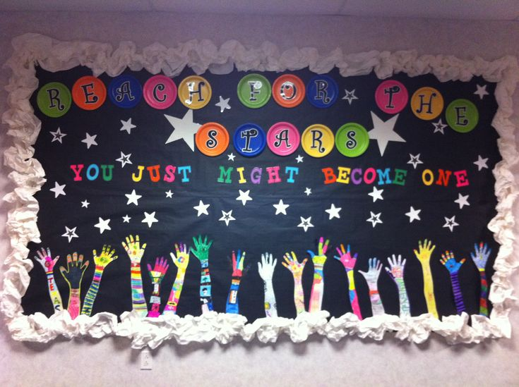 A great way to keep names off a Special Ed bulletin board while still keeping it personal.