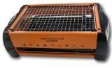 Livart LV-982 Electric Barbecue Grill, Orange