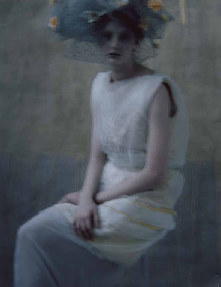 Codie Young by Sarah Moon for Vogue Turkey March 2012