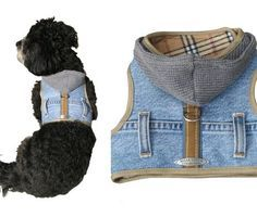 dog harness%old jeans - Buscar con Google
