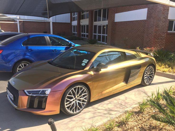 Quite the V10 Plus spec   via @rheino_v.s in Centurion  #ExoticSpotSA #Zero2Turbo #SouthAfrica #Audi #R8 #V10plus