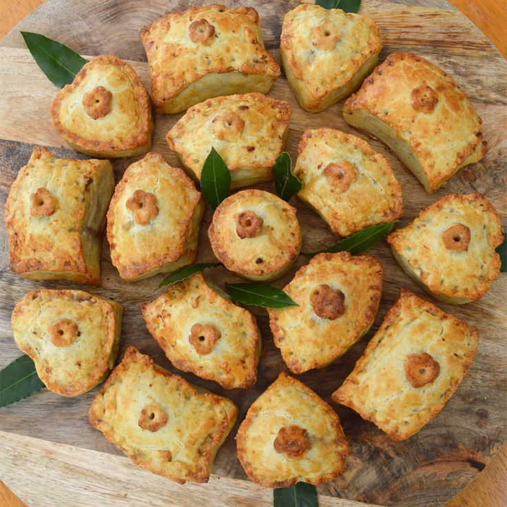 """For a """"first-rate"""" pie filling, you'll want to try these Tudor rose pies from the Great British Bake Off."""