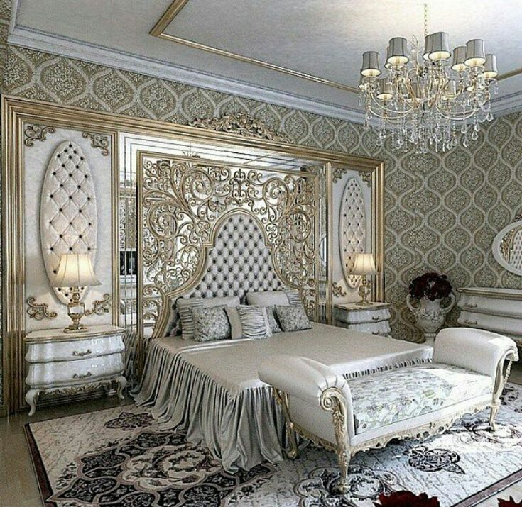 Home Decor · Romantic BedroomsBeautiful ...