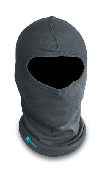 Deluxe Black Balaclava Cotton Face Mask, provides Cover and Comfort during all outdoor sports and activities.