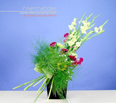 자료원본 http://fa21tv.com #성전꽃꽂이#꽃꽂이#flower#churchflower