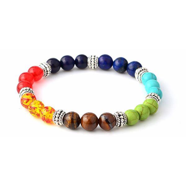 Chakra Balance Bracelet @ Fig & Wattle