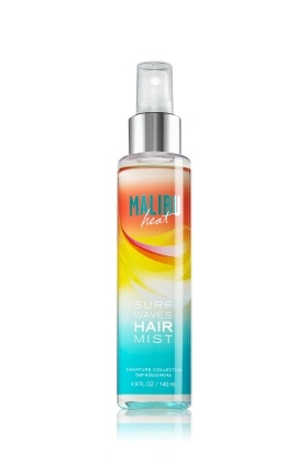 NEW Malibu Heat Surf Waves Hair Mist— add sexy texture to your hair and give yourself the perfect beach blown style.Add Sexy, Hair Mists, Bath Body Works, Beach Waves, Waves Hair, Heat Surf, Malibu Heat, Beachy Waves, Surf Waves