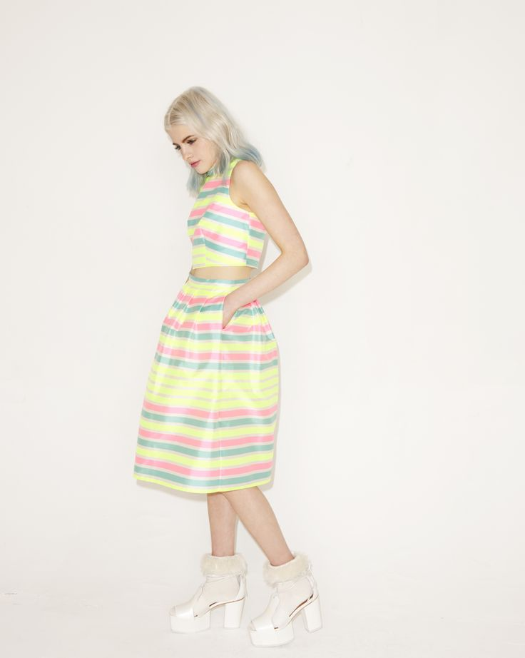 FIZZ AND WHAM STRIPE CO-ORD