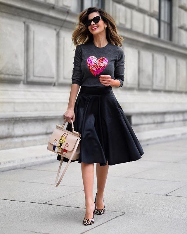 Fashion / Heart shirt