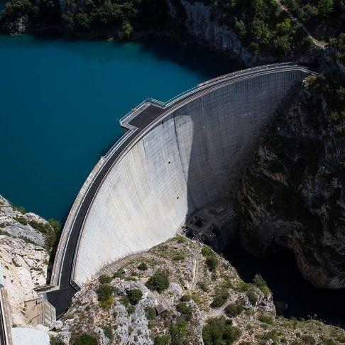 énergie hydraulique fonctionnement | Le fonctionnement d'un barrage | EDF France