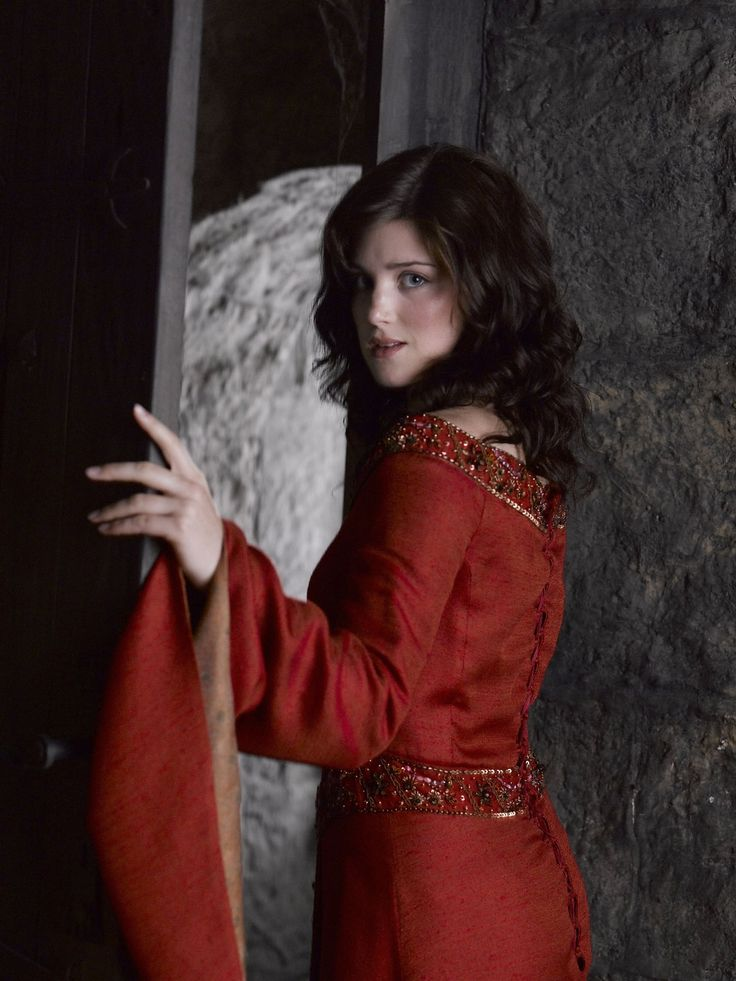 Robin Hood's BBC Maid Marion...
