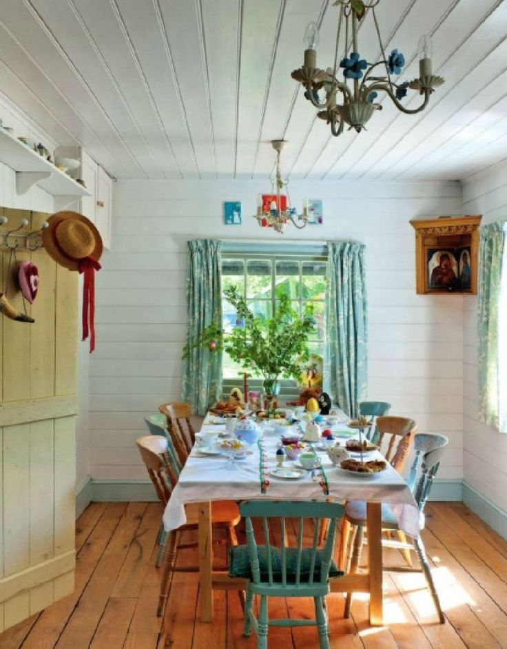 adelaparvu.com despre casa rustica in Anglia, The Rosy Tea Company cottage (21)
