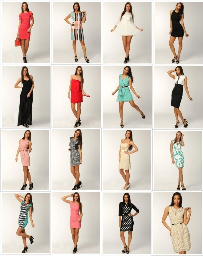 modeset dresses