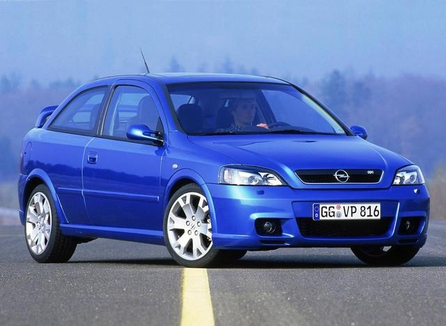 Astra G OPC