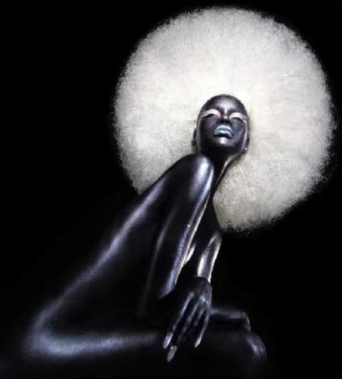 Afro Moon