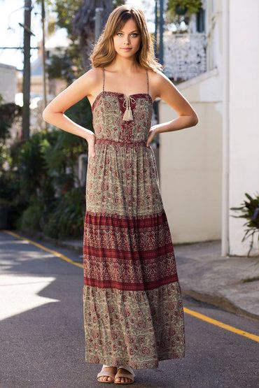 Urban Maxi Dress Online | Shop EziBuy