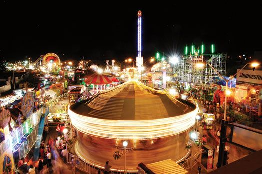 ¿Has ido a la feria de San Marcos en Aguascalientes? Increible