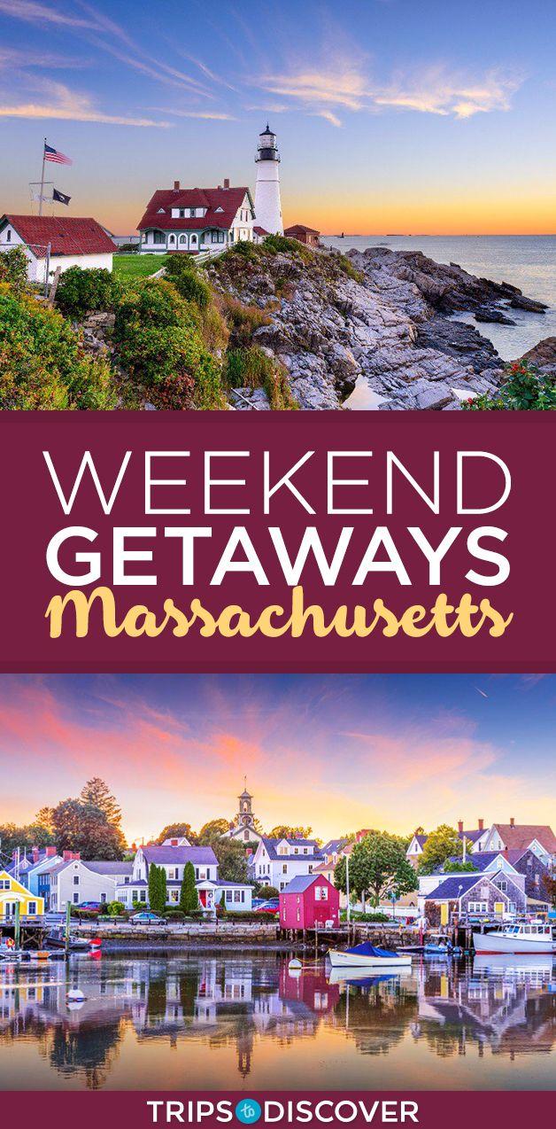10 best massachusetts weekend getaways | usa travel | weekend