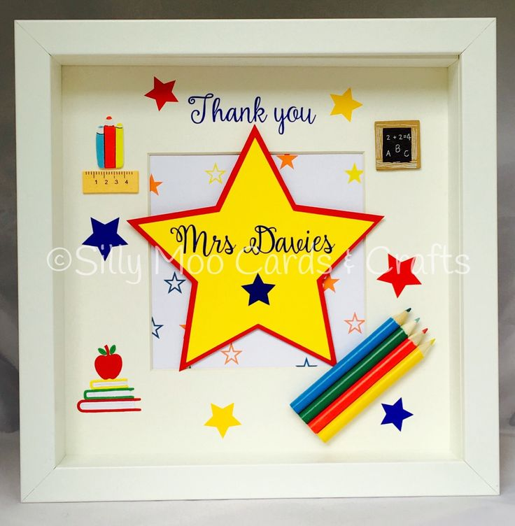 Classroom Thank You Ideas ~ Best teacher thank you cards ideas on pinterest